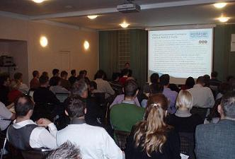 POTIFOB Project Management Day 2010 Praha